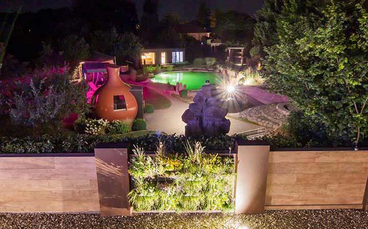 Metallprodukte Garten Outdoormöbel Grill de Laxe Vertikale Begrünung Gartenbau Landschaftsbau