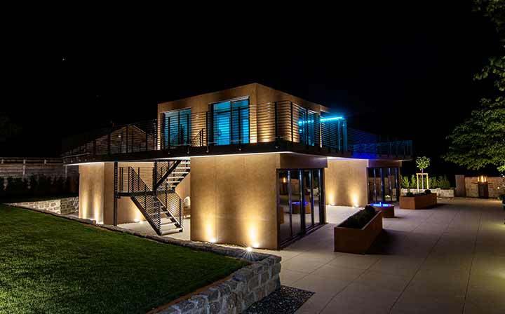 Feuerelemente LE Lounge Lichtelemente und Kunstobjekte
